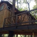 Sleeping loft exterior